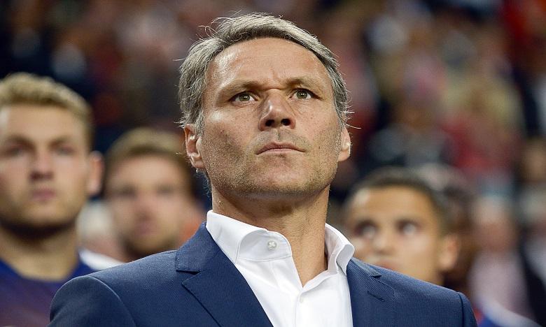 """L'ancien attaquant de l'Ajax et de l'AC Milan quitte son poste """"pour passer plus de temps aux Pays-Bas avec sa famille"""". Ph. AFP"""