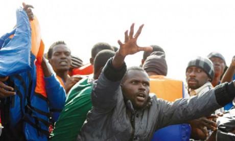 La Libye ne veut pas accueillir  de centre de débarquement