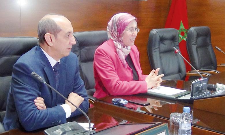 La secrétaire d'État au Développement durable, Nezha El Ouafi, a estimé que la contribution du Maroc dans la limitation des émissions de gaz à effet de serre s'inscrit dans la trajectoire de l'Accord de Paris qui ambitionne de contenir le réchauffement climatique au mieux à 1,5°C et au pire à 2°C. Ph. DR