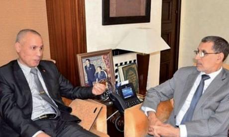 Comme en 2017, Abdellah El Fergui affirme qu'il doit rencontrer incessamment le Chef du gouvernement.                     Ph. Archives