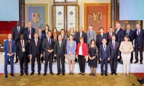 La commission mondiale de l'adaptation voit le jour