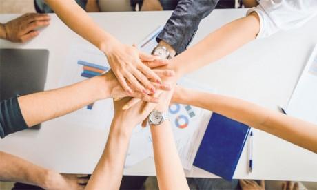 La cohésion de l'équipe, une clé de succès  pour l'entreprise