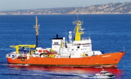 Un nouveau bateau italien va patrouiller  au large de la Libye