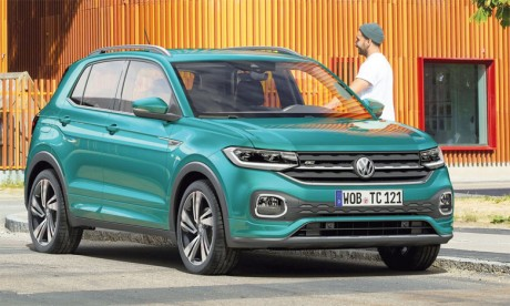 La famille Volkswagen SUV s'agrandit
