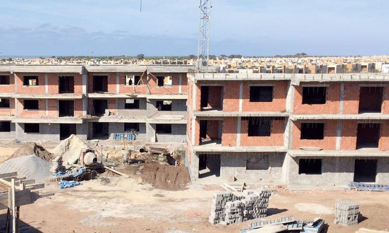 Aujourd'hui, la classe moyenne ne trouve pas de projets qui lui sont destinés, surtout à Casablanca et Rabat.