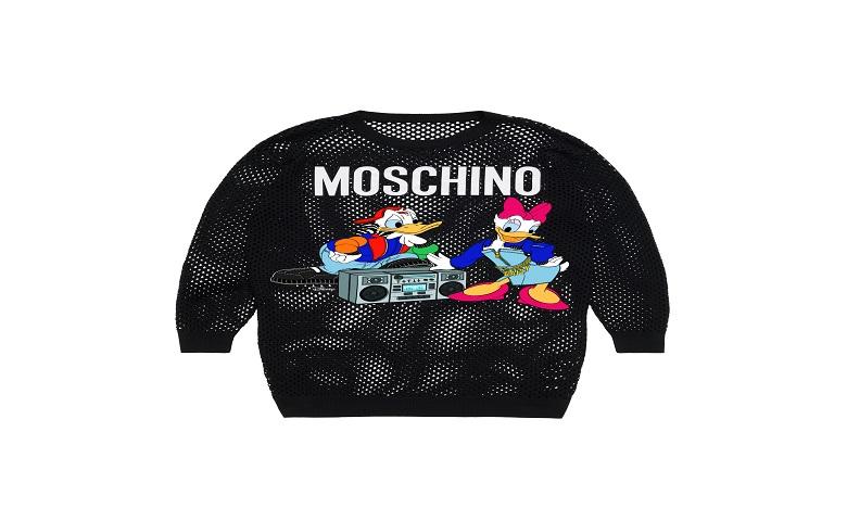 Moschino à H&M Massira