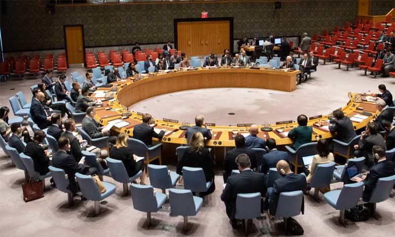 Le Conseil de sécurité s'est réuni lundi pour prolonger le mandat du Minurso, qui arrive à échéance le 31 octobre.