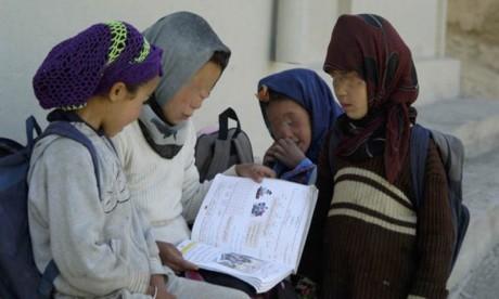 Levée de fonds pour lutter contre la déscolarisation des filles