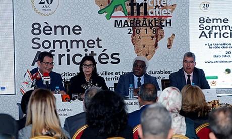 Marrakech débattra de la transition vers des territoires durables