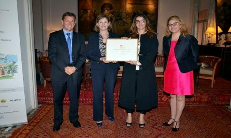 Le trophée Défis RSE Maroc 2018 revient à Attijariwafa bank