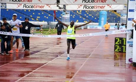 Marathon de Casablanca : Victoire du Kényan Erick Leon Ndiema