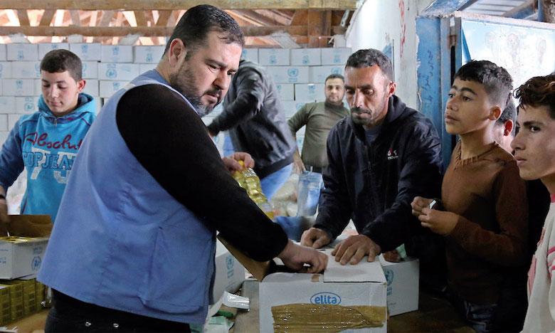 Les responsables palestiniens condamnent  les mesures israéliennes visant à mettre fin  à l'action de l'UNRWA