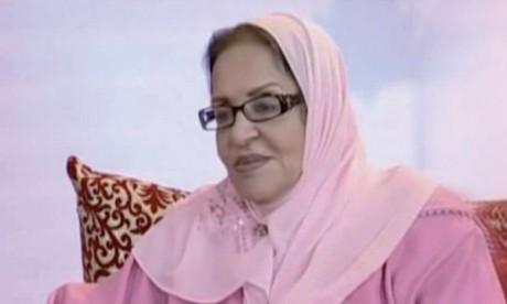 Khadija Jamal, une autre étoile s'est éteinte