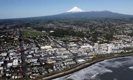 La  Nouvelle-Zélande secouée par un séisme