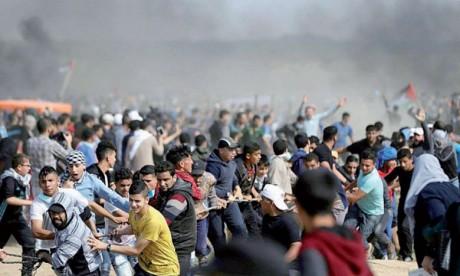 Mort d'un Palestinien blessé par des tirs israéliens