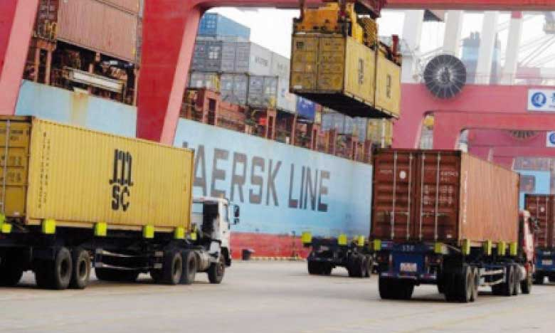 Chine: les exportations accélèrent, nouveau record avec les USA