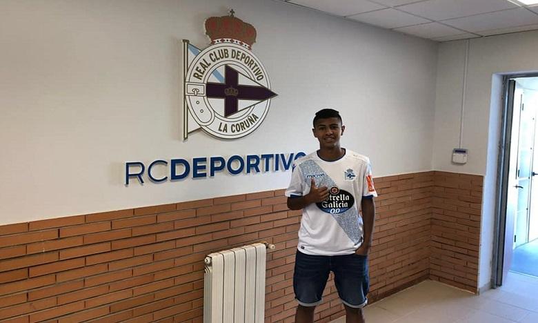 Le Raja de Casablanca prête Chadi Yakiri au Deportivo La Corogne