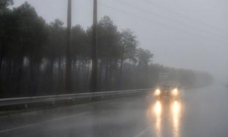 La Corse en vigilance rouge pour vents violents