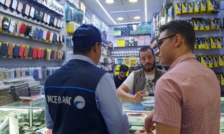 Le 14 et 15 octobre, la caravane a posé ses valises dans les villes d'Inezgane et Agadir. Ph. MAH