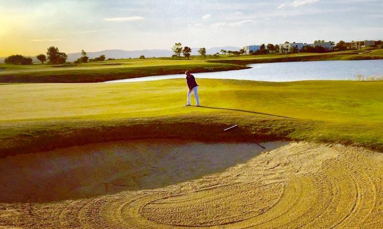 Le Maroc prend part au 38e Championnat arabe de Golf