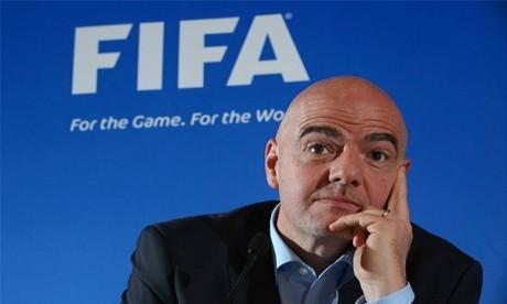 La FIFA victime d'une cyberattaque de grande envergure