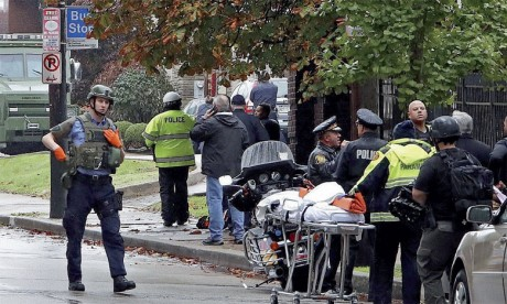 Tuerie dans une synagogue de Pittsburgh, la pire attaque antisémite aux États-Unis