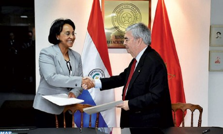 La Déclaration commune souligne la détermination des deux pays à donner un nouvel élan aux relations bilatérales