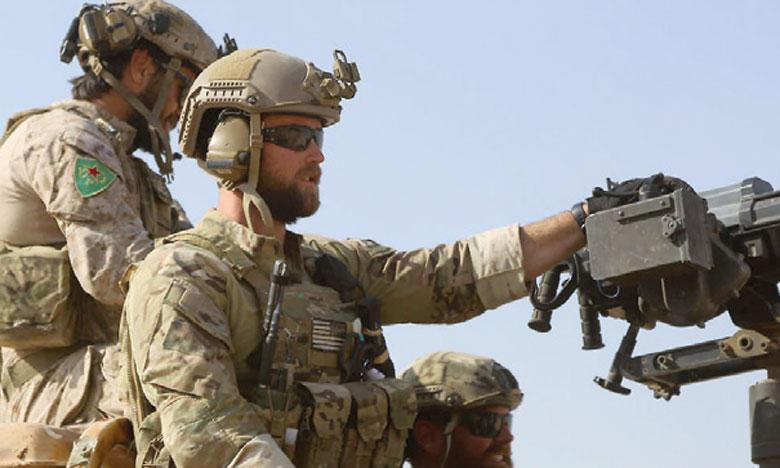 Les premiers militaires américains sont arrivés  le 2 octobre en Turquie pour participer à un entraînement en vue de former une patrouille conjointe à Manbij. Ph. DR.