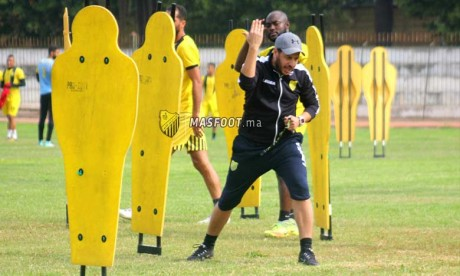 Le MAS se sépare de son entraîneur Mohamed Madihi