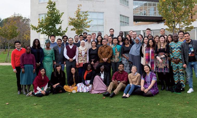 Deux Marocains participent à l'édition2018  du «Future Leaders Connect»
