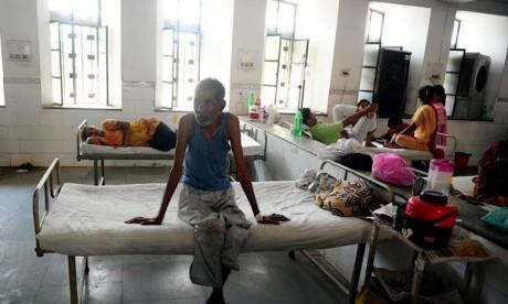 Le rapport mentionne spécifiquement Kolkata et Karachi parmi les villes qui pourraient faire face à une menace accrue de vagues de chaleur. Ph : DR
