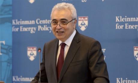 Au vu des chiffres des neuf premiers mois, «les émissions cette année vont croître une fois encore, et nous allons avoir une COP au moment où les émissions mondiales atteindront un record», a alerté Fatih Birol,  directeur de l'Agence Internationale de l'énergie.                                                                                                                Ph. AIE