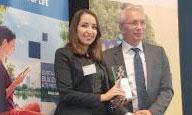 Le Trophée «Référent de l'année HQE bâtiment international» pour Alto Eko