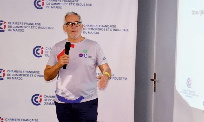 Les start-up bénéficieront d'un dispositif d'accompagnement incluant, entre autres,  le mentoring, le networking, l'accès au financement, notent les responsables du Kluster CFCIM.Ph. Seddik