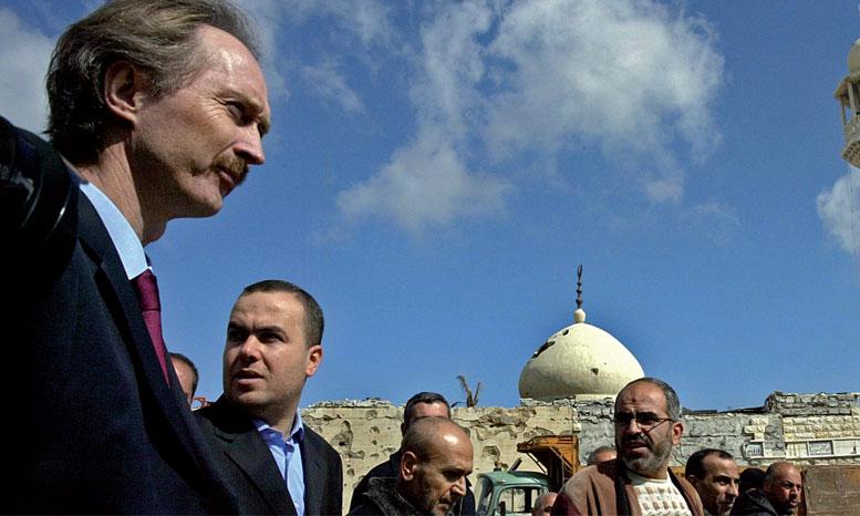 M.Pedersen avait déjà remplacé Staffan de Mistura en 2005 au Liban comme représentant personnel du secrétaire général  de l'ONU dans le sud du Liban avant de devenir coordinateur spécial de l'ONU pour le Liban jusqu'en 2008.