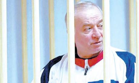 Londres a déjà accusé le renseignement militaire russe d'être responsable de l'empoisonnement de l'ex-agent double russe Sergueï Skripal.