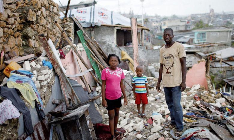 La conception et la mise en œuvre de politiques de relance économique à la suite d'une catastrophe naturelle sont compliquées. Il n'existe pas de plan universel pour la reconstruction des communautés, avertissent les Nations unies.            Ph. DR