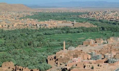 Trois projets de développement des montagnes sont en cours dans  les communes de Imlchit-Amellago, Ait Mansour, Midelt et Tinghir (photo).