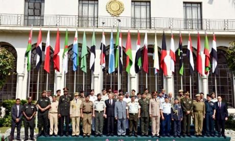 Cette session de dix jours, connait la participation des délégations représentants dix-neuf pays arabes dont le Maroc. Ph : MAP