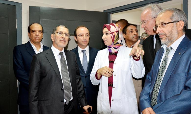 l'Hôpital d'Inzegane  se dote d'un service psychiatrique