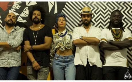 ''Leila'' alias ''Brown Lilly'' donne un concert en Espagne