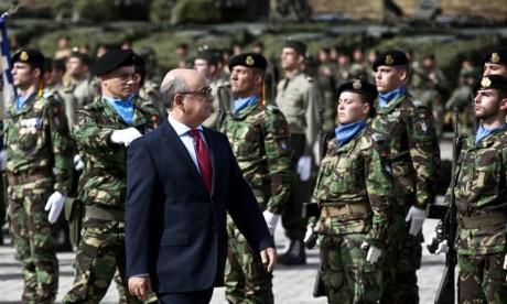 Le ministre portugais de la Défense nationale, Jose Alberto Azeredo Lopes, a annoncé qu'il se retirait pour éviter que les forces armées portugaises ne soient affaiblies par des attaques politiques, dans sa lettre de démission. Ph : DR