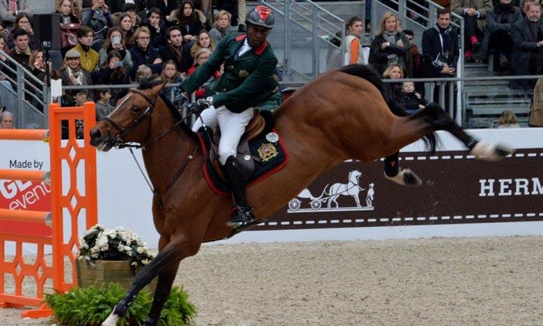 Le Maroc sera représenté par 12 stars de cette discipline 4 étoiles, dont Abdelkebir Ouaddar, le seul cavalier marocain à avoir remporté un Grand Prix 5*. Ph : DR