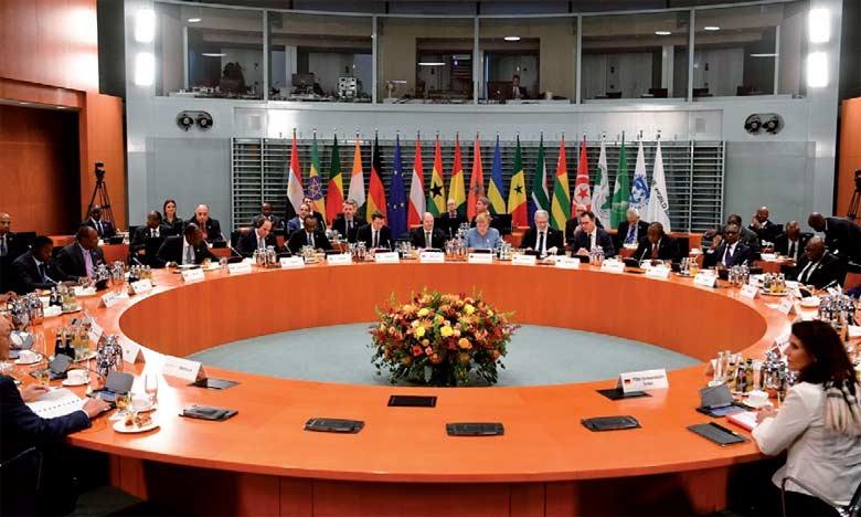 Lancement des discussions entre le Maroc et l'Allemagne pour un futur partenariat dans le cadre de l'Initiative du G20 «Compact with Africa»