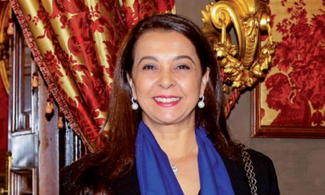 Réunion de coordination avec les consuls généraux  du Maroc en Espagne