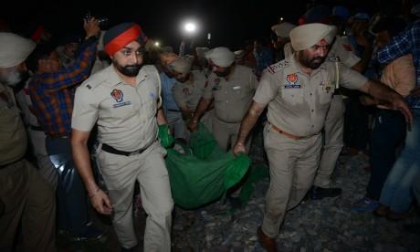 Inde : Au moins 50 morts dans un accident de train
