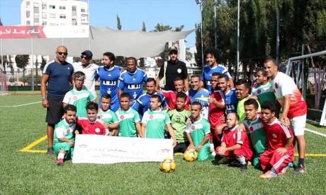 Handisport : Le Maroc motivé pour la  «Copa America»