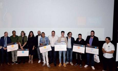 Les gagnants de la cinquième édition dévoilés