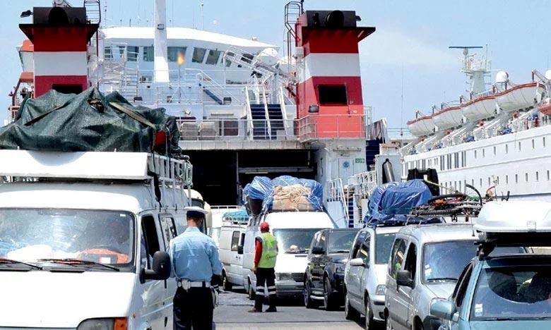Importante saisie de marchandises à Tanger Med