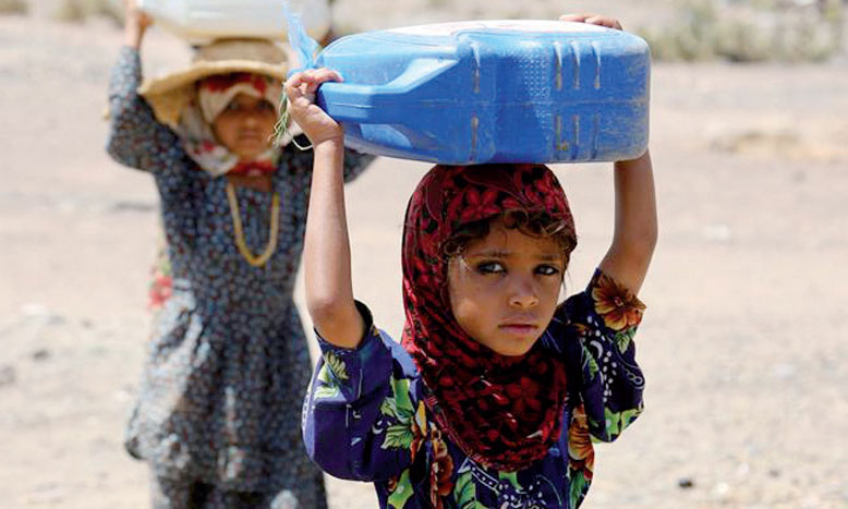 La Belgique mobilise une aide humanitaire de 5,5 millions d'euros